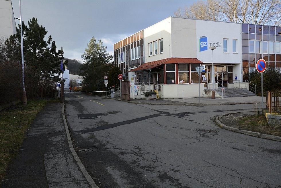 GZ Media a.s. v Loděnici.