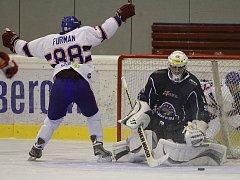Berounští hokejisté vedli 3:0, Litoměřice ovšem zápas otočily