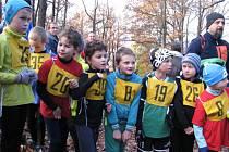 Podzimní běh Dražovkou 2014