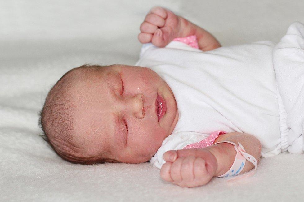 Aneta Richterová se narodila 11. července 2021 v Příbrami. Vážila 3710g a měřila 51cm. Doma v Praze ji přivítali maminka Vlaďka, tatínek Pavel, pětiletá Terezka a dvouletý Vojta.
