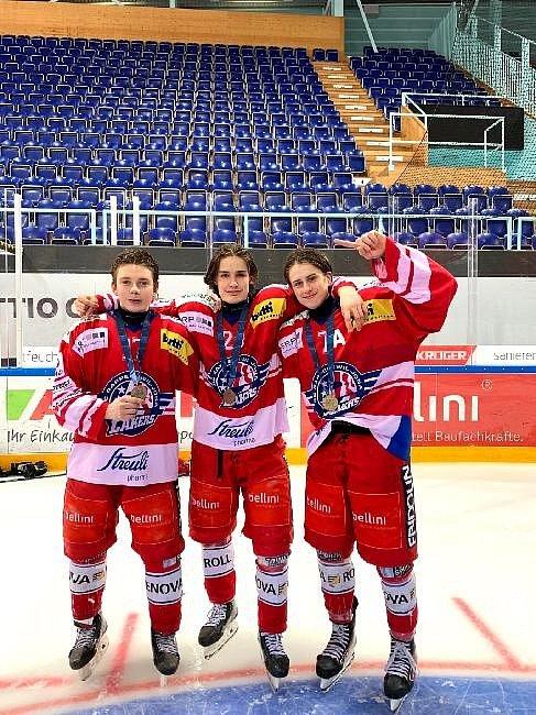 Filip Čáp si vedl ve Švýcarsku úspěšně.