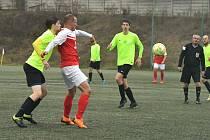 Po derby jdou oba celky v neděli opět do akcie ve fotbalové I. B třídě.