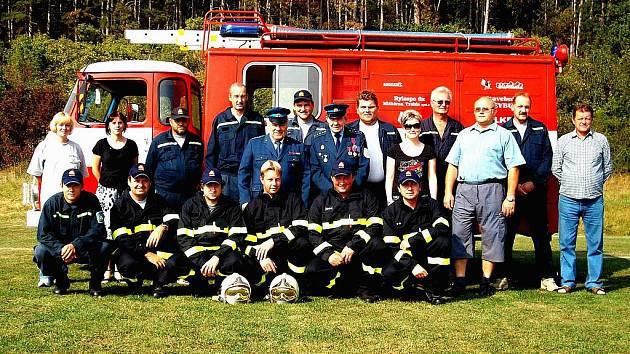 Trubínské hasiče stoleté oslavy teprve čekají