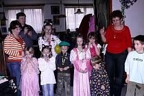 Karneval na Jarově