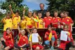 Žáci 2.ZŠ Hořovice  jeli  na turnaj Millenien Cup 2015