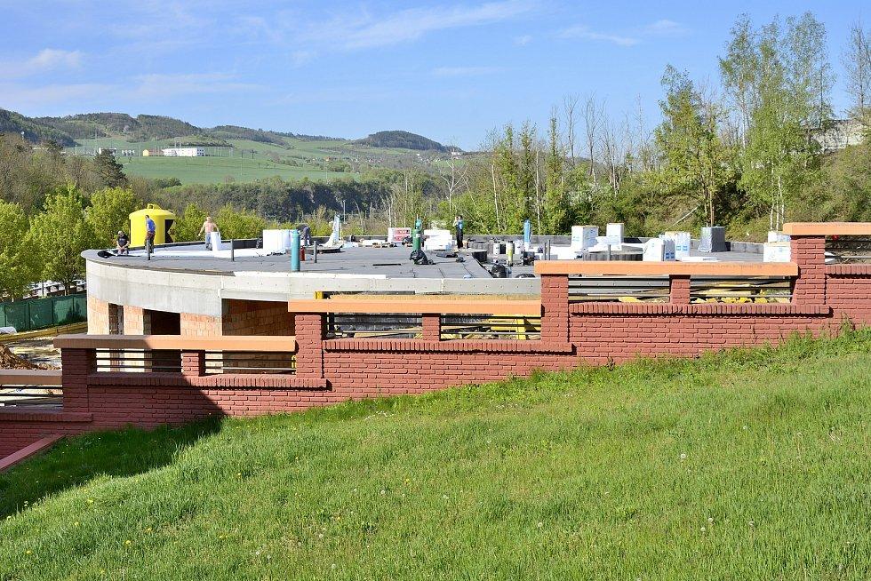Pro děti zaměstnanců Rehabilitační nemocnice Beroun vzniká nová školka.