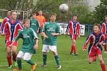 Krajské finále Danone cupu U13: OFS Beroun - OFS Mladá Boleslav 1:0