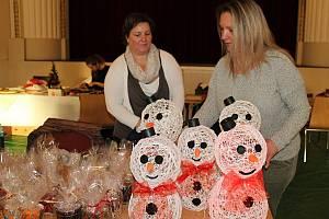 Vánoční jarmark poskytovatelů sociálních služeb