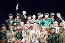 Tanečníci R.A.K. přivezli zlato z mistrovství Evropy