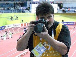 Známý fotograf bude hostem on-line rozhovoru Berounského deníku.