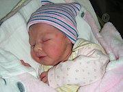 DIANA Pelcnerová se narodila 3. dubna 2018. Rodiče si dcerku Dianku odvezli z porodnice domů do Smolotel.