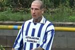 Lochovický Filip Rambousek se stal kanonýrem minulého víkendu.