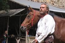 Víkend na Točníku: koně, důvěra a respekt
