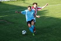 Fotbal: Loděnický Marek Horel