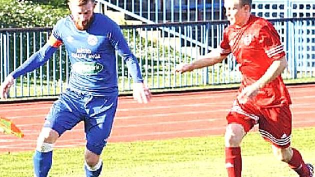 ČFL: Králův Dvůr vyhrál v Tachově na penalty.