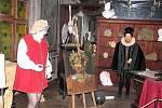 Wax Muzeum v Karlštejně nadchne malé i velké návštěvníky