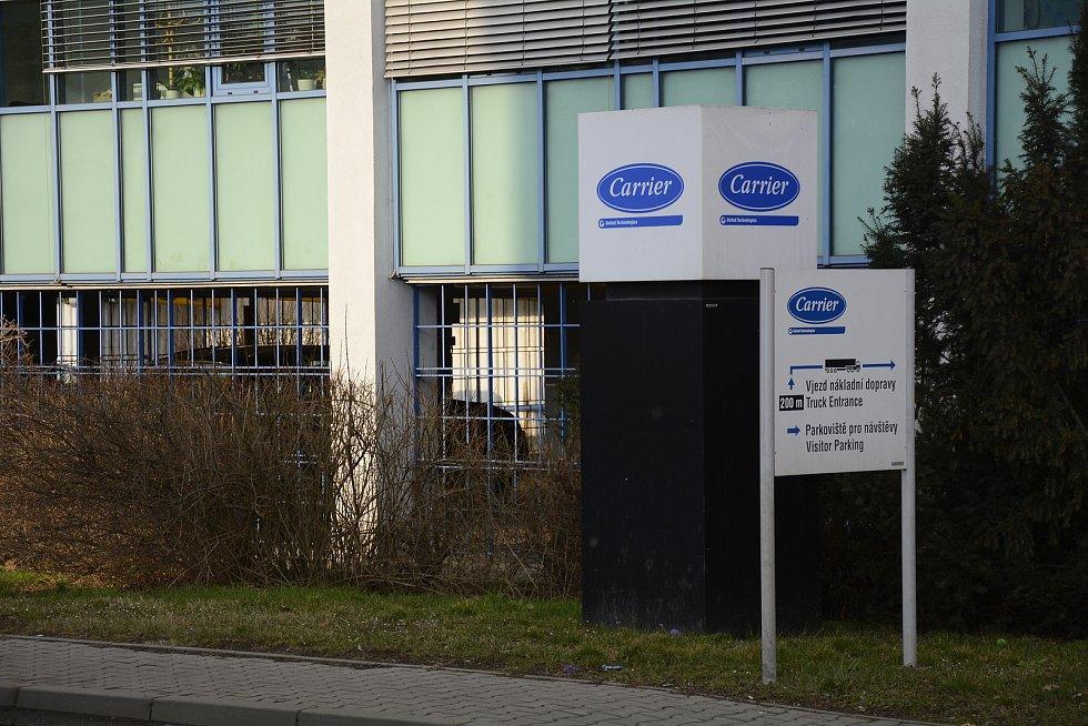 Carrier Refrigeration Operation Czech Republic s.r.o. v Berouně.
