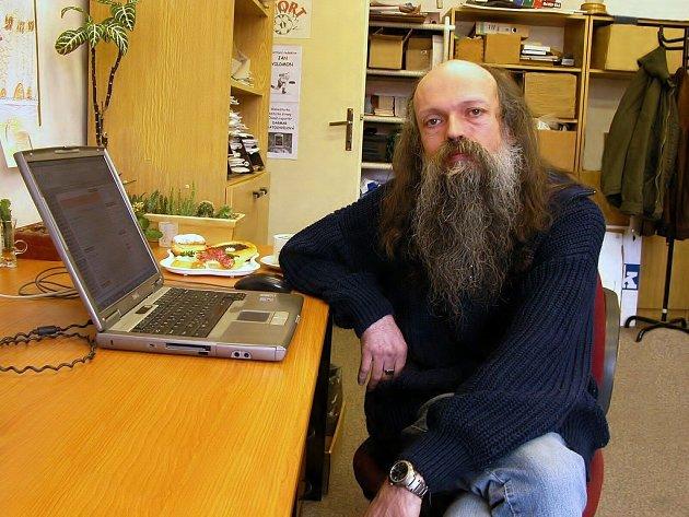 Ivan Píša v on-line rozhovoru