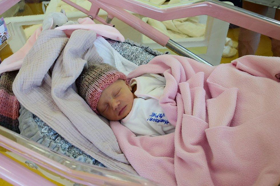 Sofie Rajšnerová se manželům Ivě a Martinovi narodila v benešovské nemocnici 24. července 2021 ve 5.06 hodin, vážila 2290 gramů. Rodina bydlí v Horním Podhájí.