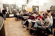 Cyklus Hořovice na filmu - klub Labe