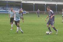 Fotbal, I.B třída: Žebrák - Všenory 1:2