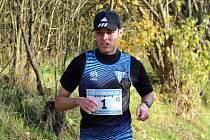 Vítěz Svatojánské 20 Milan Janoušek.