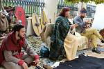 Oslava keltského svátku Samhain v Nižboru