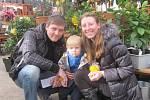 Rodinný víkend v Zahradě Lisý