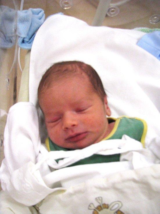V sobotu 11. 1. 2014 v 1:59 hodin se narodil v plzeňské porodnici Jan Stach, synek maminky Barbory Stachové a tatínka Petra Křikavy. Honzík vážil po příchodu na svět 3,45 kg a měřil 51 cm. Rodiče budou vozit kočárek s miminkem doma v Berouně.