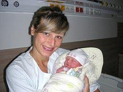 Velkou radost mají rodiče Lucie Frolíková a Seif Gouta z Prahy, kterým se 24. srpna 2015 narodila dcerka Noemi Zenobia Gouta. Holčička v ten den vážila 3,22 kg a měřila 48 cm. Noemi bude vyrůstat se sestřičkou Amélií Selmou (2 roky).