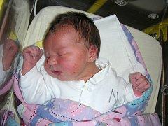 MAMINKA Markéta Eliášková přivedla na svět 1. prosince 2017 dcerku Nikolu a manžel Jiří jí byl na porodním sále velkou oporou. Nikolka v ten den vážila 3,71 kg a měřila 49 cm. Doma v Hořovicích se na miminko těšila tříletá sestřička Adélka.