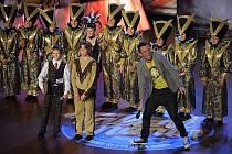 Juniorští tanečníci z Berouna upoutali porotu Talentmánie