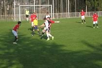 I.A třída: Tatran rakovník - FK Hořovicko B 4:0