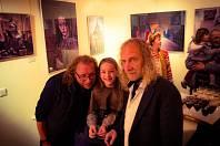 V Holandském domě je nyní k vidění nový Zakarův cyklus, doplněný rekvizitami použitými při vzniku snímků.
