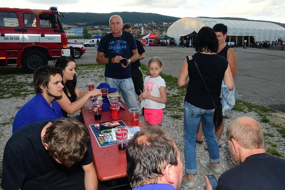 Králodvorské kulturní léto se těší velké oblibě obyvatel Králova Dvora i okolních obcí.