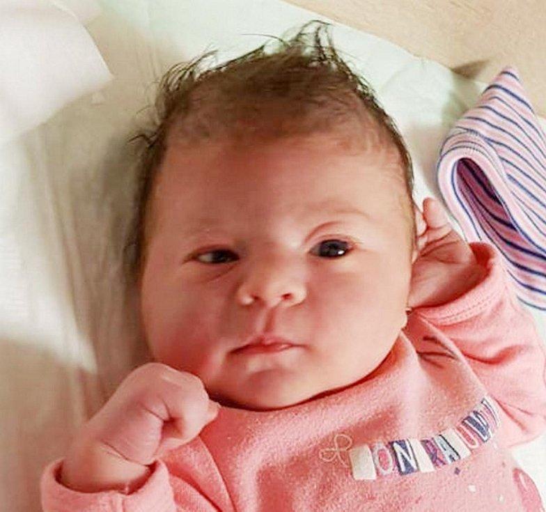 Prvorozená dcera Renaty Vytejčkové a Michala Sychry přišla na svět 12. listopadu 2019 v 6:33 hodin a dostala jméno Viktorie. Holčičce sestřičky na porodním sále navážily 3,63 kg a naměřily 49 cm.