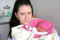Rodičům Nikole Jakešové a Patrikovi Csuporiovi z Hořovic se 20. září ve 20:12 hodin narodilo první miminko, dcerka Nikola. Nikolka vážila po porodu 2,84 kg a měřila 47 cm.
