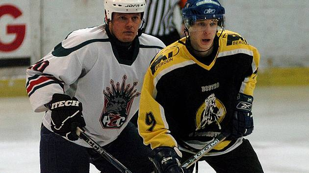 Hokej - KP: Žabonosy - Králův Dvůr2:3