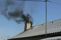 Požárů komínů přibývá
