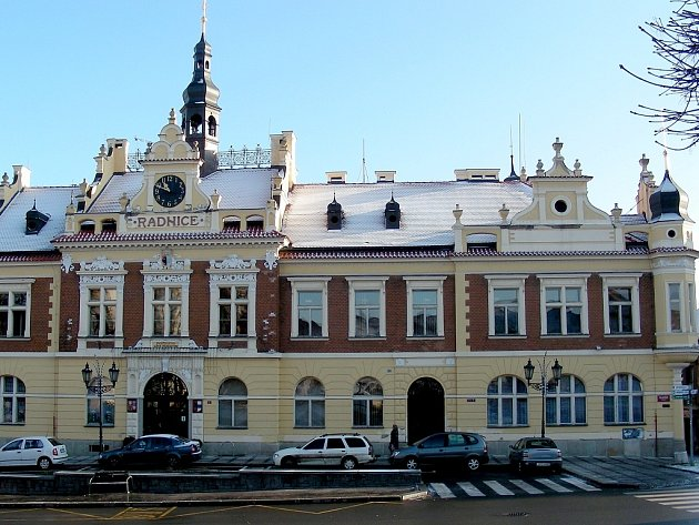 Radnice Hořovice