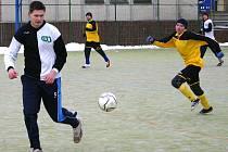 Fotbalový turnaj ve Zdicích