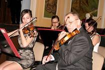 Koncert Základní umělecké školy Josefa Slavíka Hořovice k 65. výročí založení