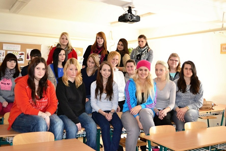 Střední zdravotnická škola Beroun - 3.A