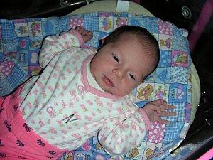 ŠÁRKA Lobpreisová přišla na svět 7. února 2018. Šárinka v ten den vážila 2,82 kg a měřila 48 cm. Rodiče Lucie Fojtíková a Martin Lobpreis si prvorozenou dcerku odvezli domů do Brna.