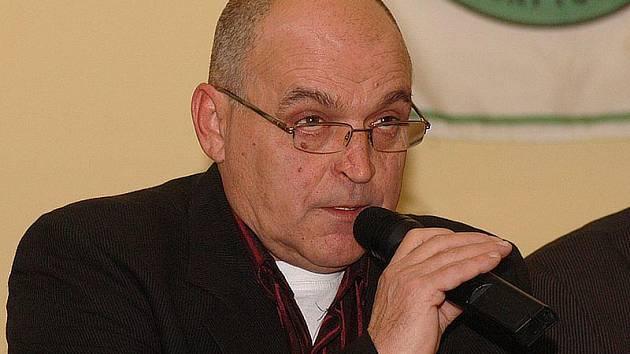 Bývalý předseda OFS Beroun Pavel Bidšovský