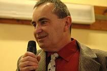 Předseda OFS Beroun Jan Knotek.
