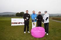 Charitativní golfový turnaj v Berouně