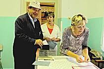 Komunální volby Chodouň