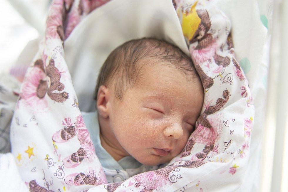 Anna Marie Kejvalová ze Chleb se narodila v nymburské porodnici 14. července 2021 v 1.07 hodin s váhou 2220 g a mírou 42 cm. Holčička bude bydlet s maminkou Monikou, tatínkem Vlastimilem, brášky Robinem (3 roky), Alexejem (15 let) a Sebastianem (3 roky) a