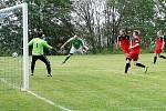 V utkání Zdejcina – Mořina si hosté připsali důležité tři body po výhře 2:0.